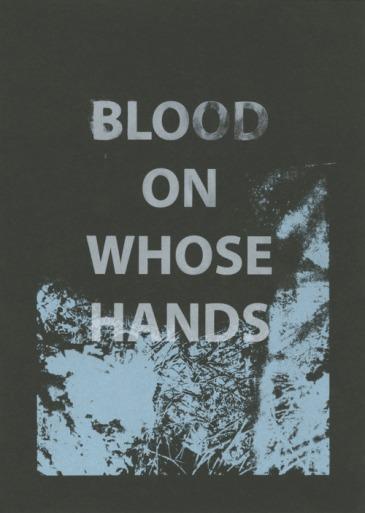 blood black