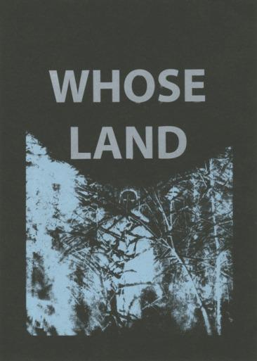 whose land black