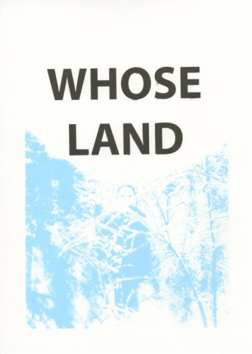 whose land white